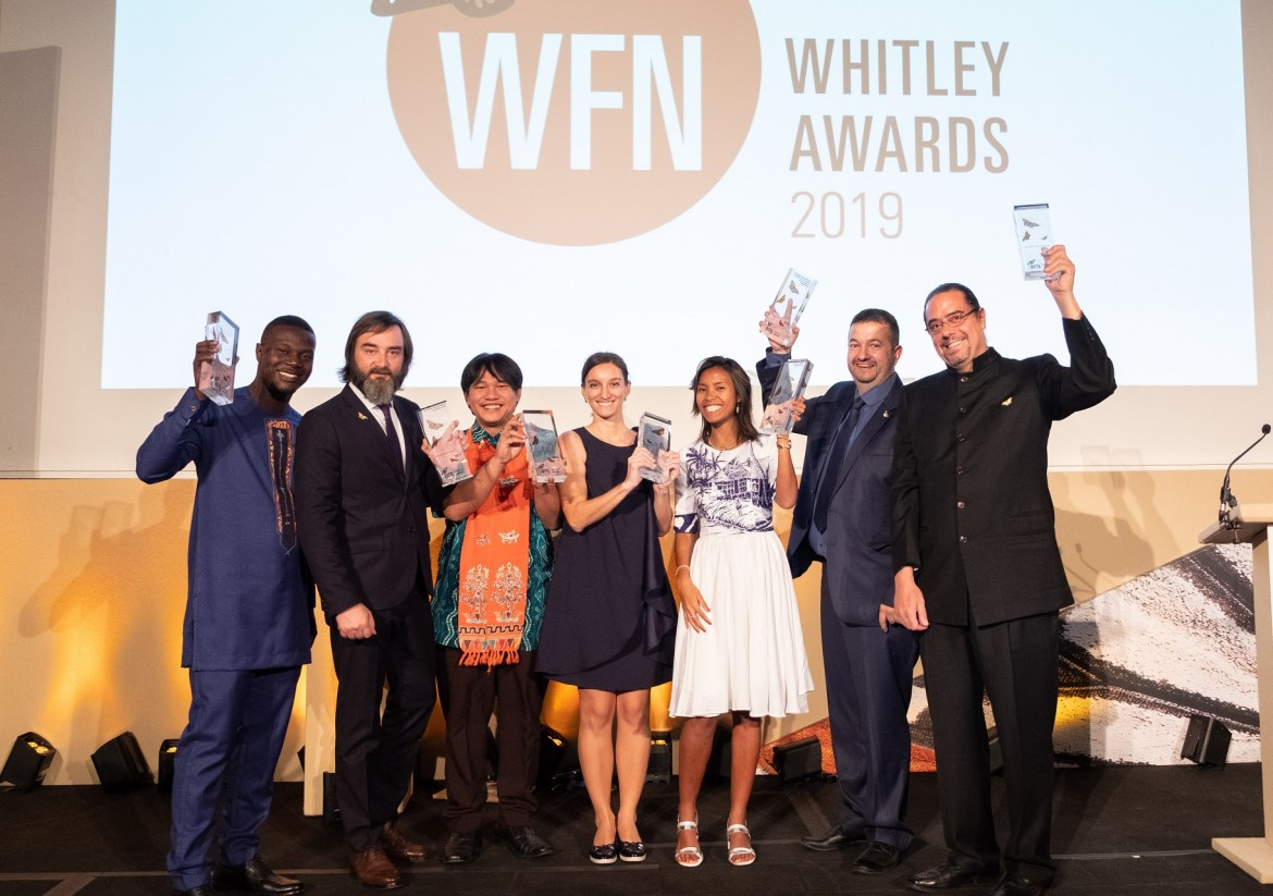 Whitley Awards: the 'Green Oscars'