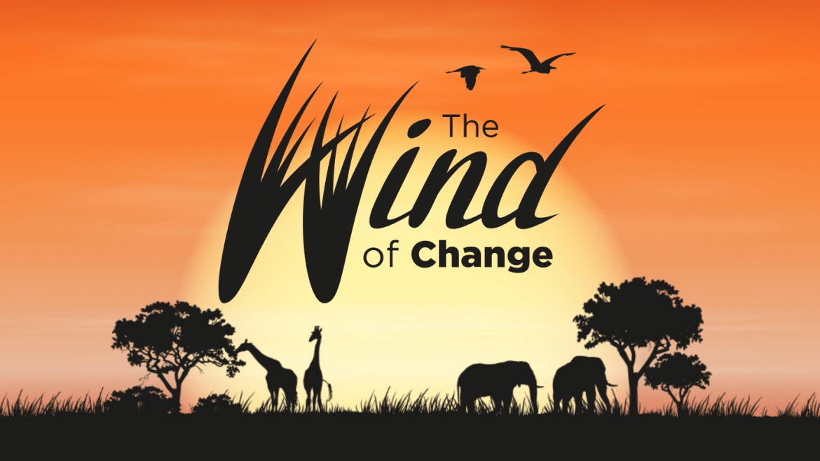 The Wind of Change — 35 years of Born Free