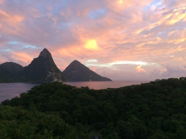 saint-lucia-sunset-and-pitons