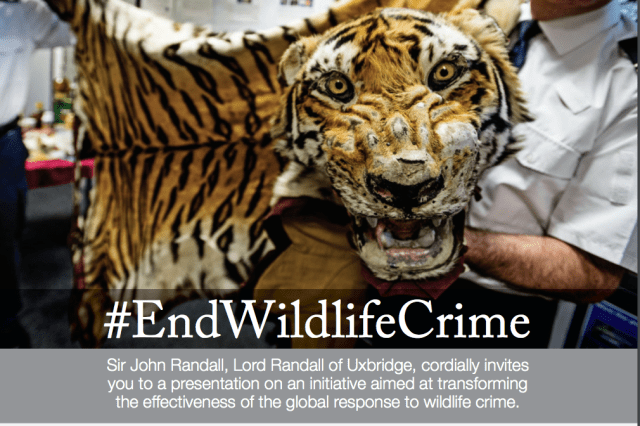 end-wildlife-crime-invitation-at-house-of-lords