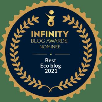 infinity blog awards 2021