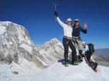 Summit Ishinca