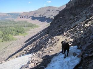 Uintas Rock Creek Basin Sept 2011 038