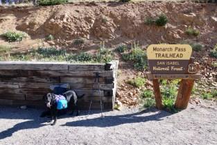 Monarch to Wolf Creek CDT