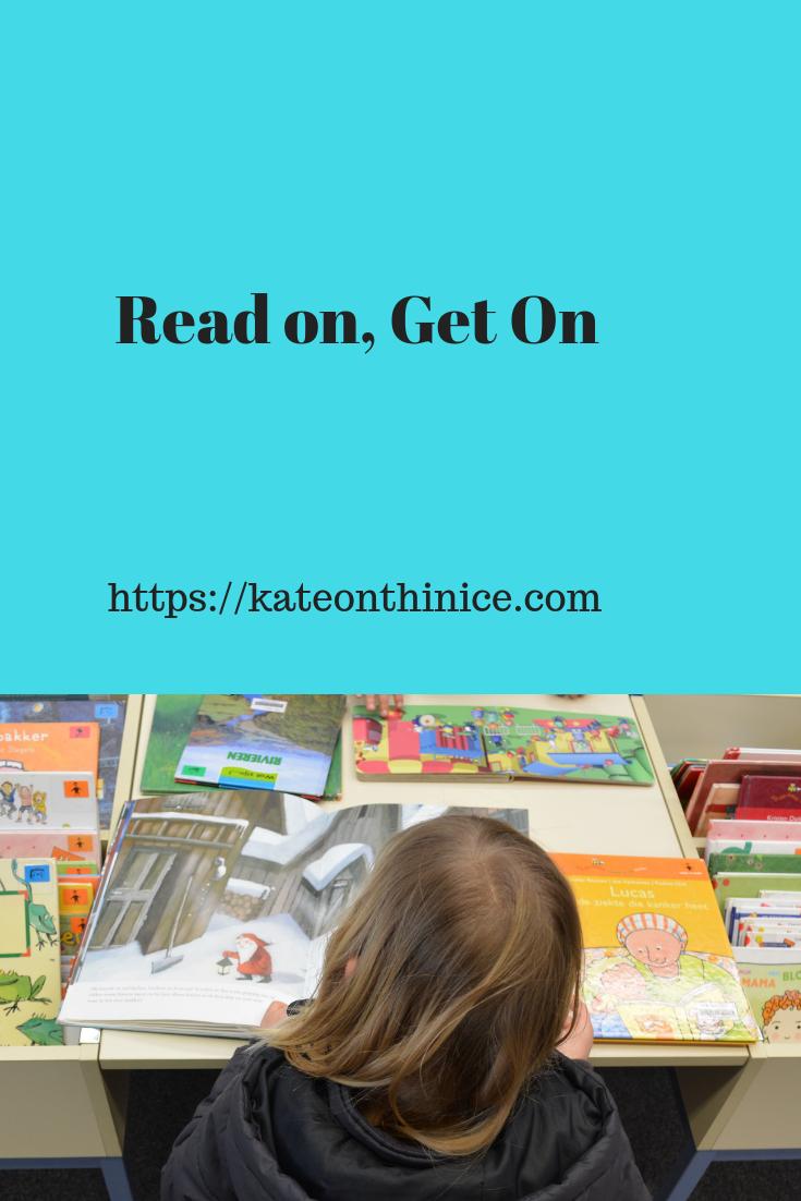 Read On Get On