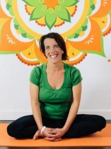 Esther Nagle at Om Studio