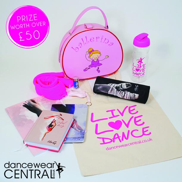 Dancewear Giveaway