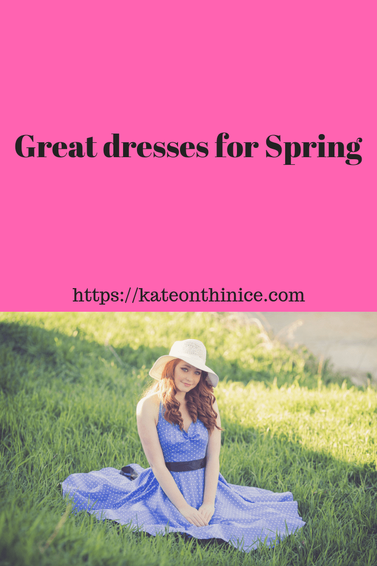 Great Dresses For Spring