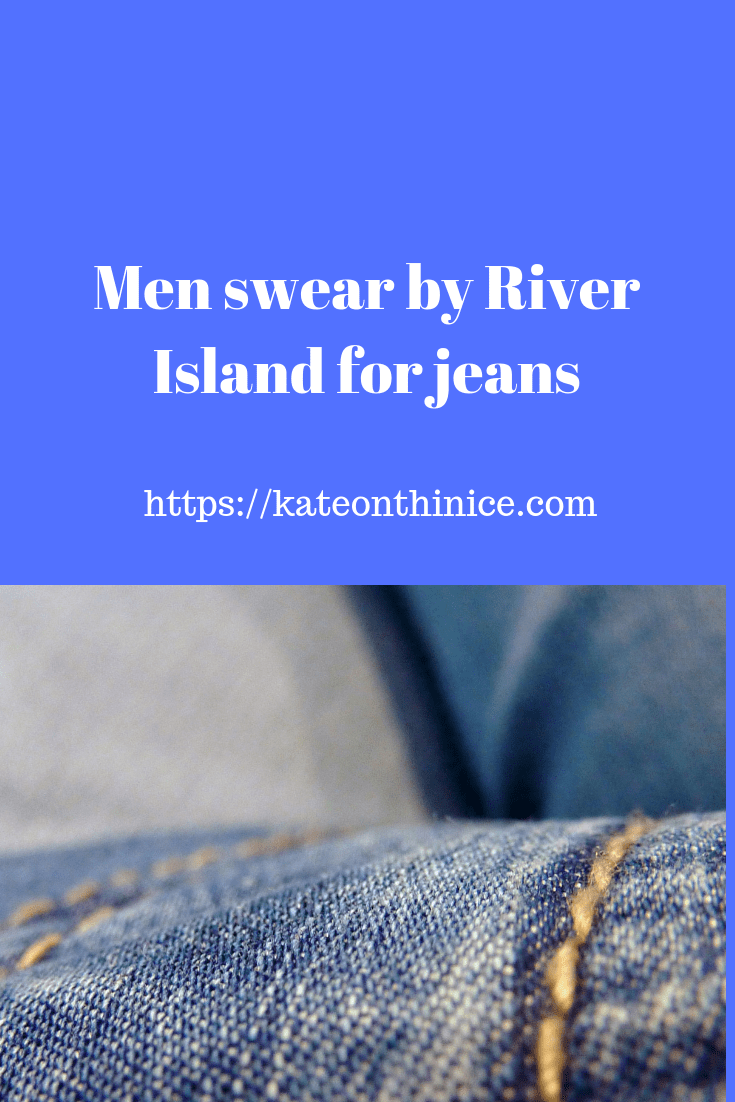 Men Swear By River Island For Jeans