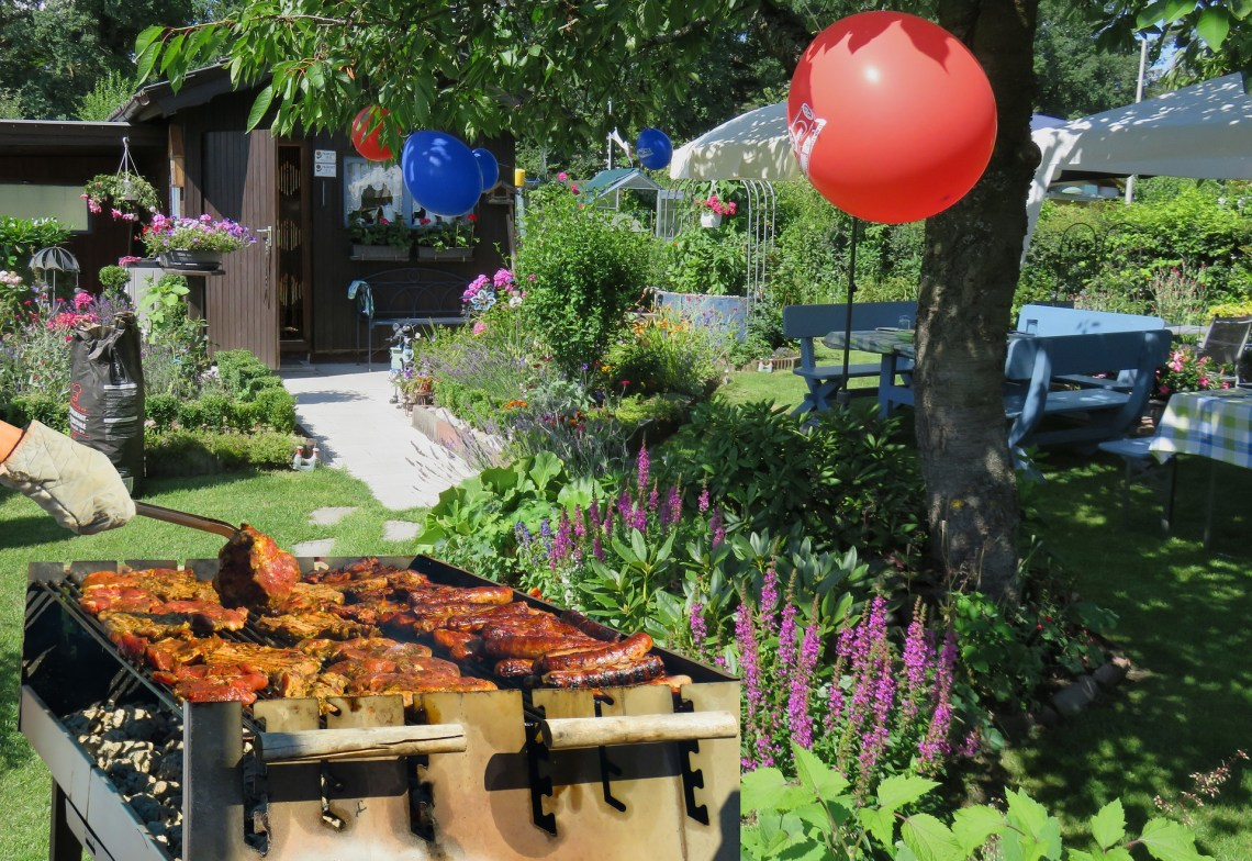 Getting Your Garden Ready For A Barbecue