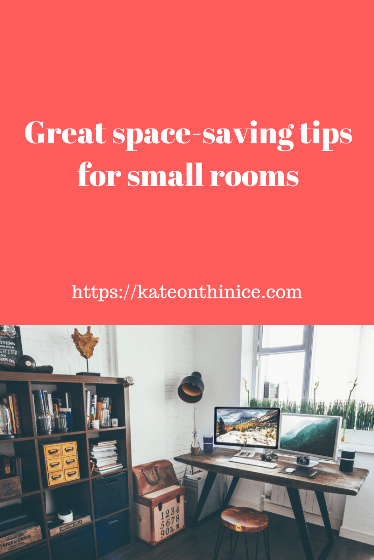Great Space-saving Tips For Small Rooms