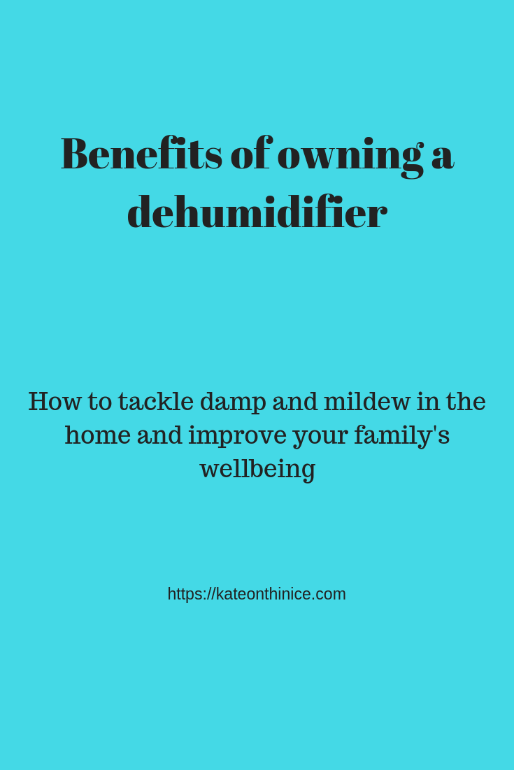 Benefits OF Owning A Dehumidifier