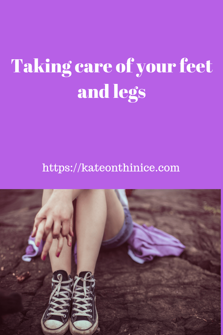 Taking Care Of Your Feet And Legs