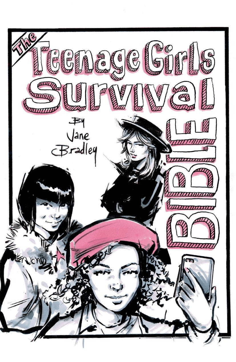 Teenage Girls' Survival Bible