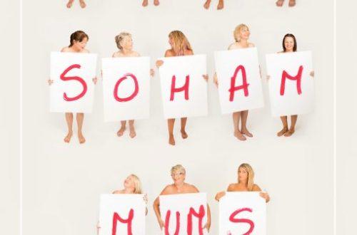Strong Soham Mums Charity Calendar