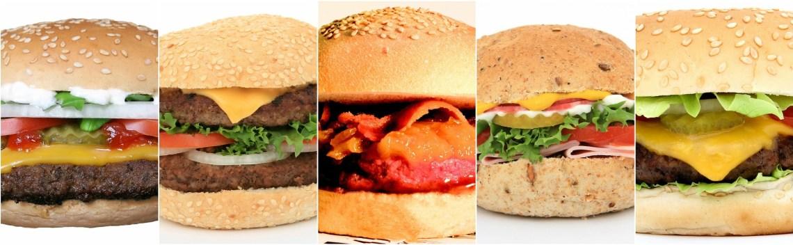 Adventurous Burger Toppings