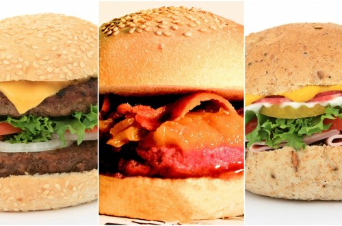Adventurous Burger Toppings