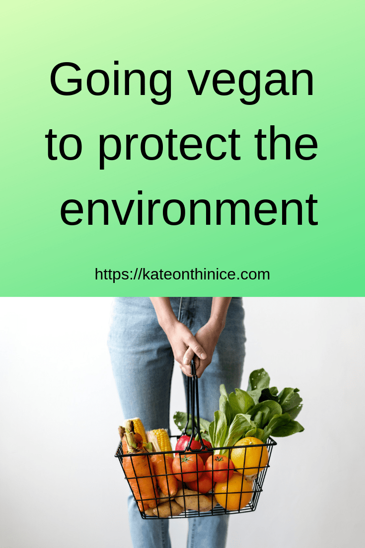 Going Vegan To Protect The Environment
