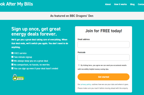 Saving Time And Money With Look After My Bills
