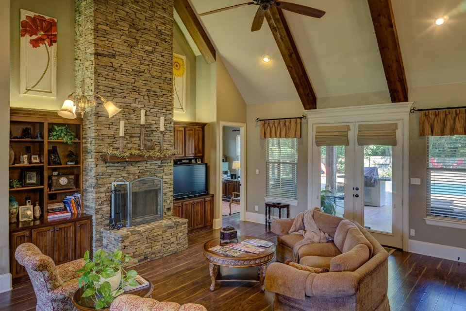 How to Mix Different Wood Shades In Your Home