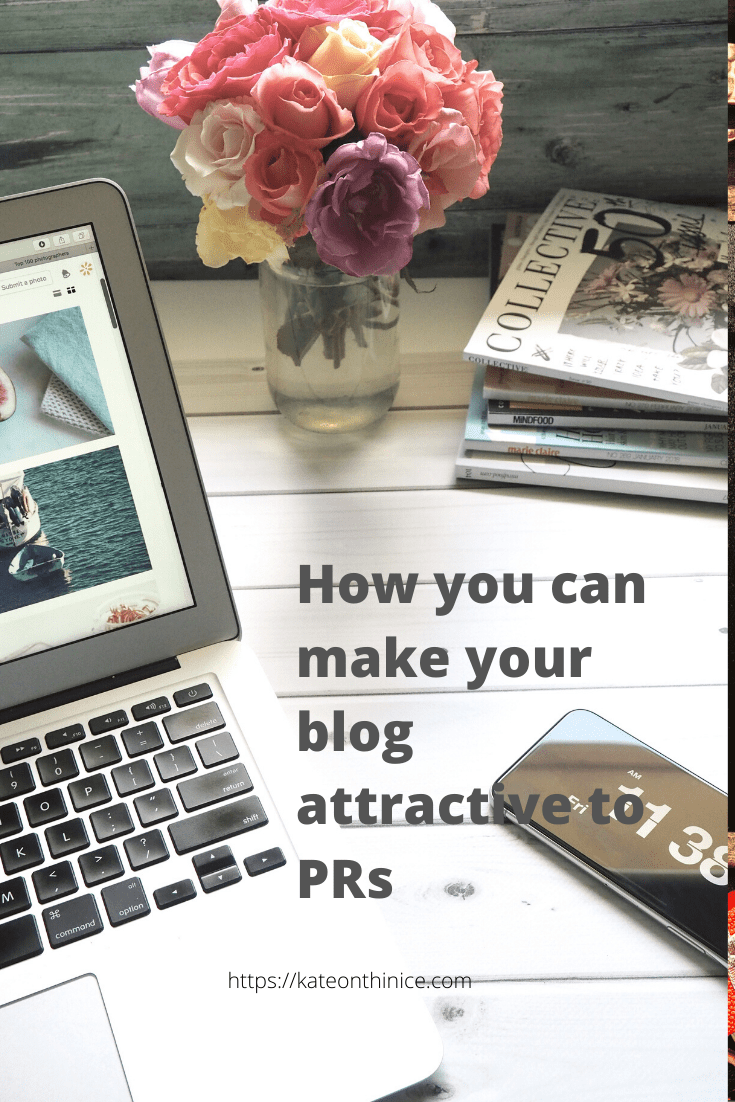 How You Can Make Your Blog Attractive To PRs