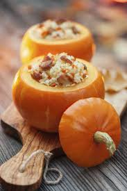 Stuffed Pumpkins Recipe