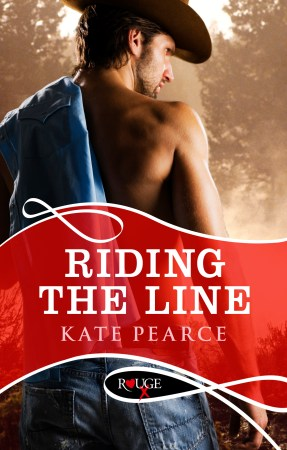 Riding the Line (new cover)