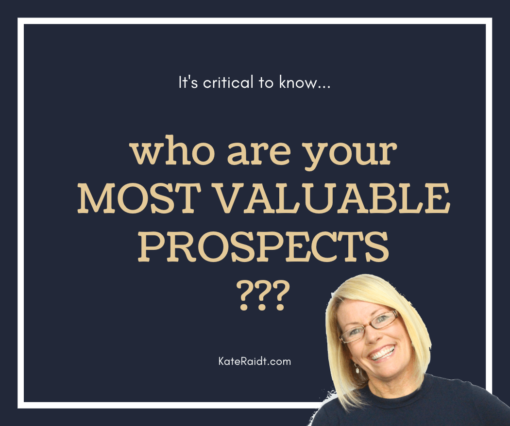 most valuable prospects in commission sales