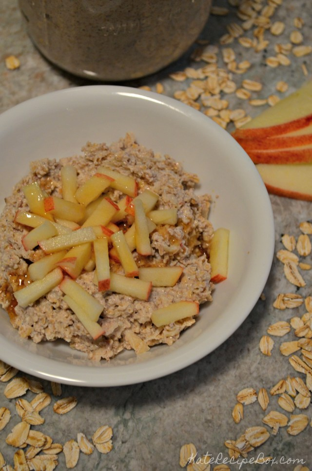 apple honey oats 3