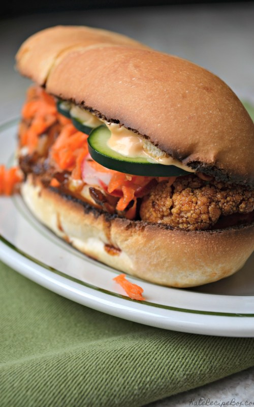 Cauliflower Bahn Mi 2