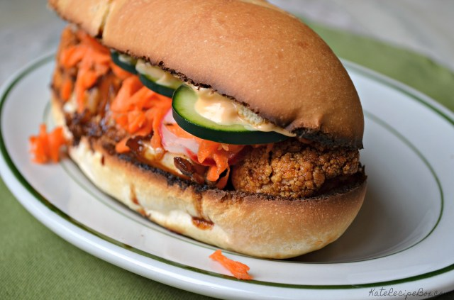 Cauliflower Bahn Mi 3