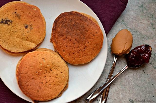 PBJ Pancakes 1