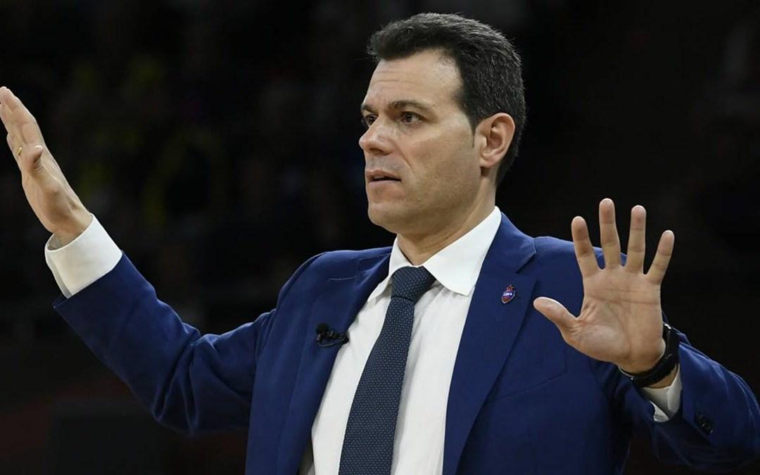 """Δημήτρης Ιτούδης: """"Ο προπονητής πρέπει να είναι έτοιμος να απολυθεί"""""""