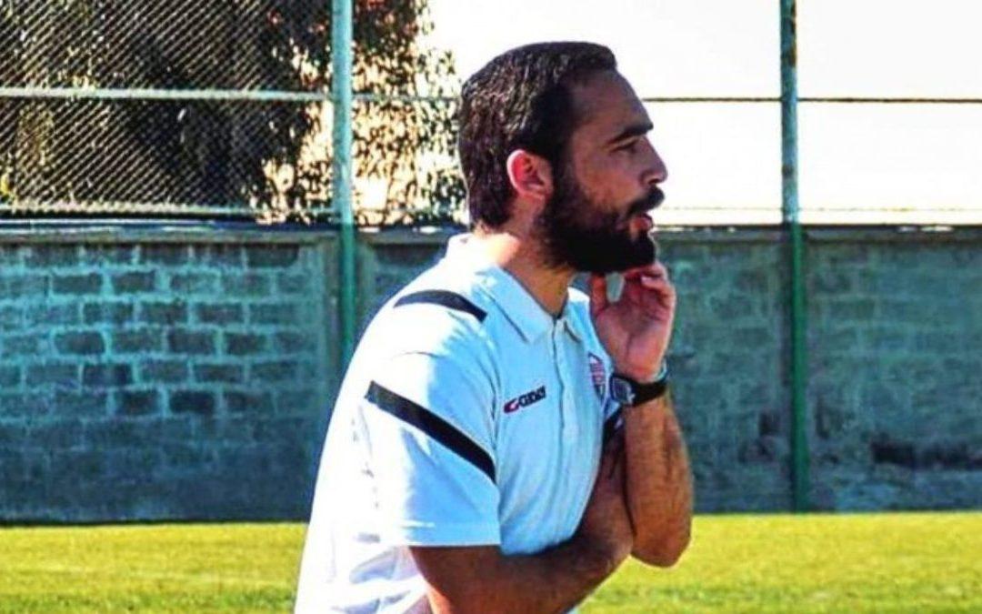 Ο Θάνος Κούρτογλου προπονητής στην Κ19 του Πιερικού