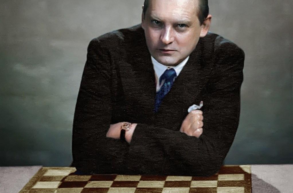 Μία θρυλική ιδιοφυΐα του σκακιού