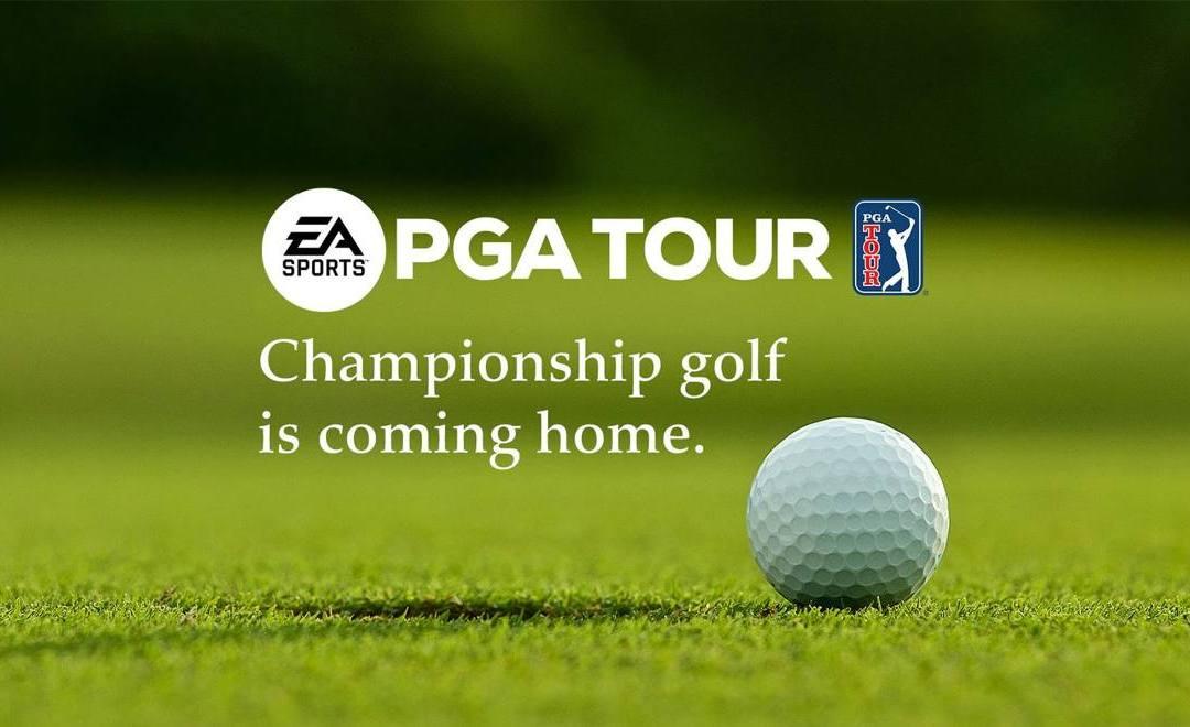 Ανακοινώθηκε το EA Sports PGA Tour