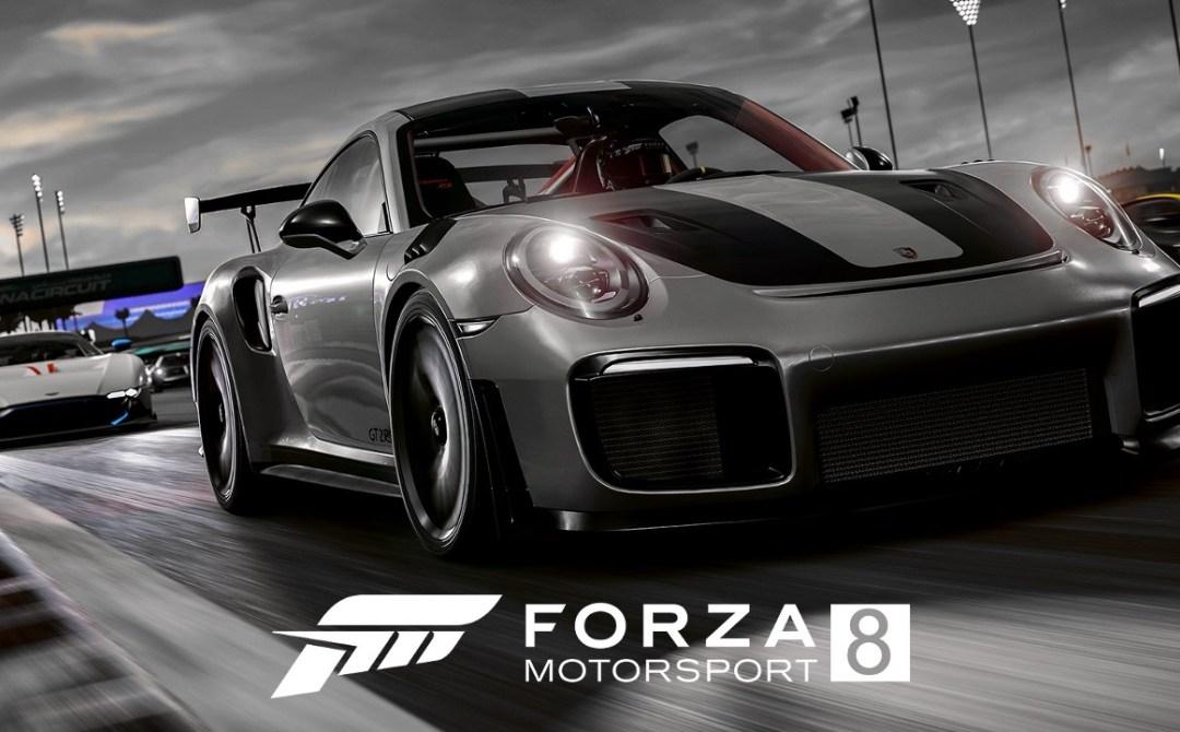 Το Forza Motorsport 8 θα είναι ένα τεράστιο βήμα προς τη νέα γενιά των racing games