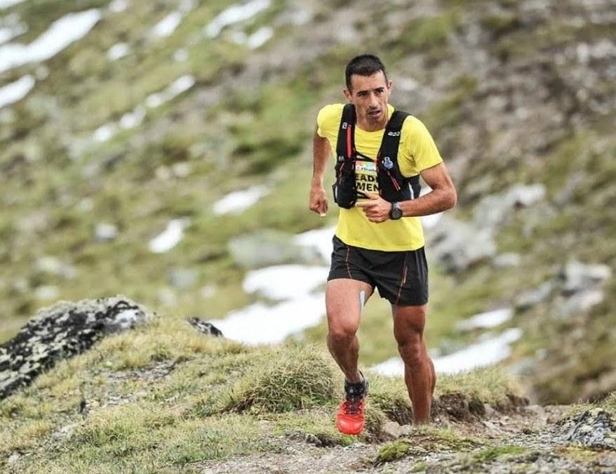 Ο Δημήτρης Θεοδωρακάκος και η 5η του νίκη στον Olympus Marathon