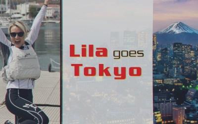 Lila goes Tokyo