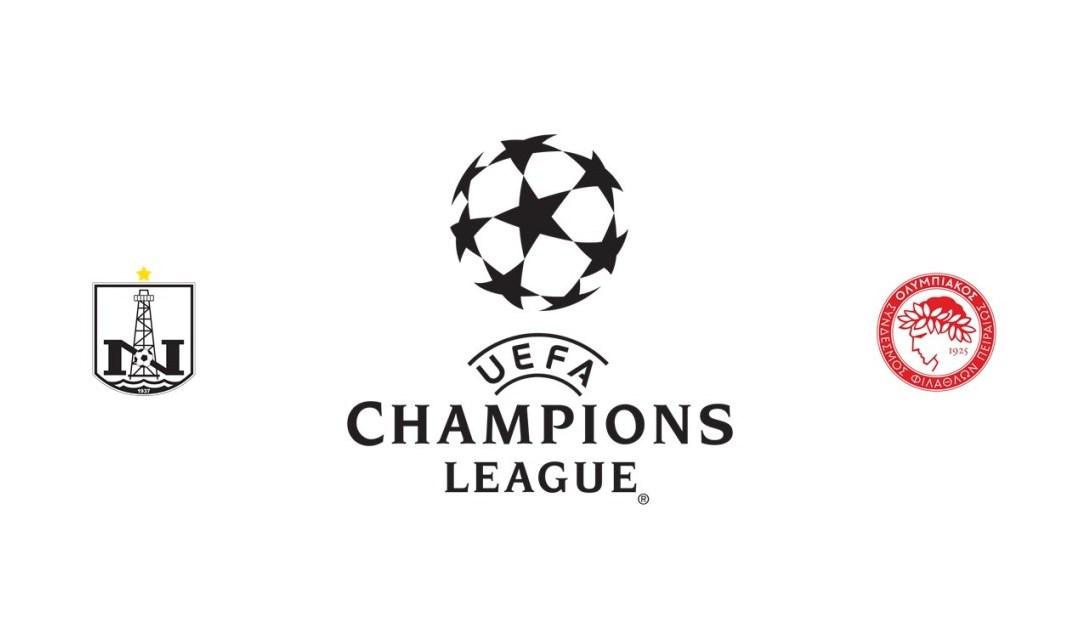 Νέφτσι Μπακού – Ολυμπιακός 0-1