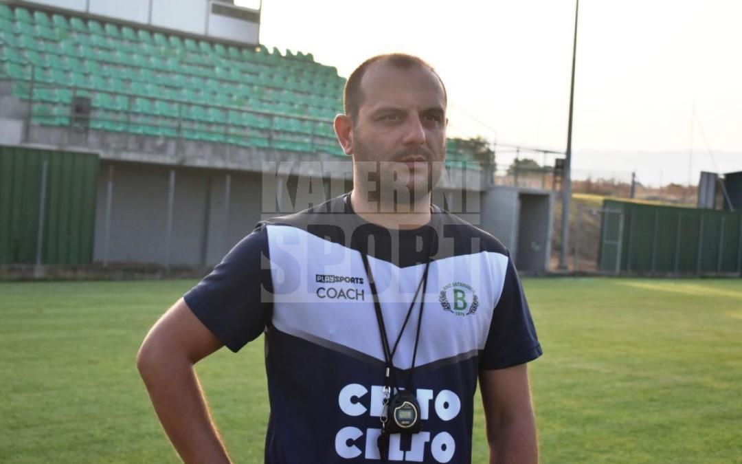 Ο Γιώργος Ποτουρίδης πρώτη φορά 99% μόνο προπονητής (Video)