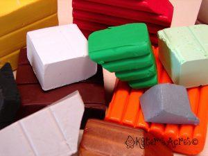 Polymer Clay Blocks