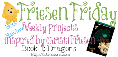 Friesen Fridays - Book 1 DRAGONS Review