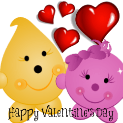 Valentine's Day Showcase of Parker StoryBook Scenes on KatersAcres Blog https://katersacres.com