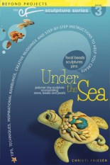 Polymer Clay Book Under the Sea by Christi Friesen