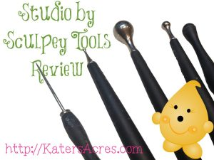 Studio By Sculpey Tools Review