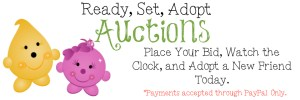 KatersAcres Auctions - Bid to Adopt a New Friend Today