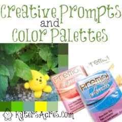 Creative Prompts, Color Palettes, and More from KatersAcres to Help Inspire Your Creativity