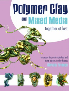 Polymer Clay & Mixed Media at Last - Cover