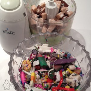 Blending Polymer Clay Using a Food Processor by KatersAcres